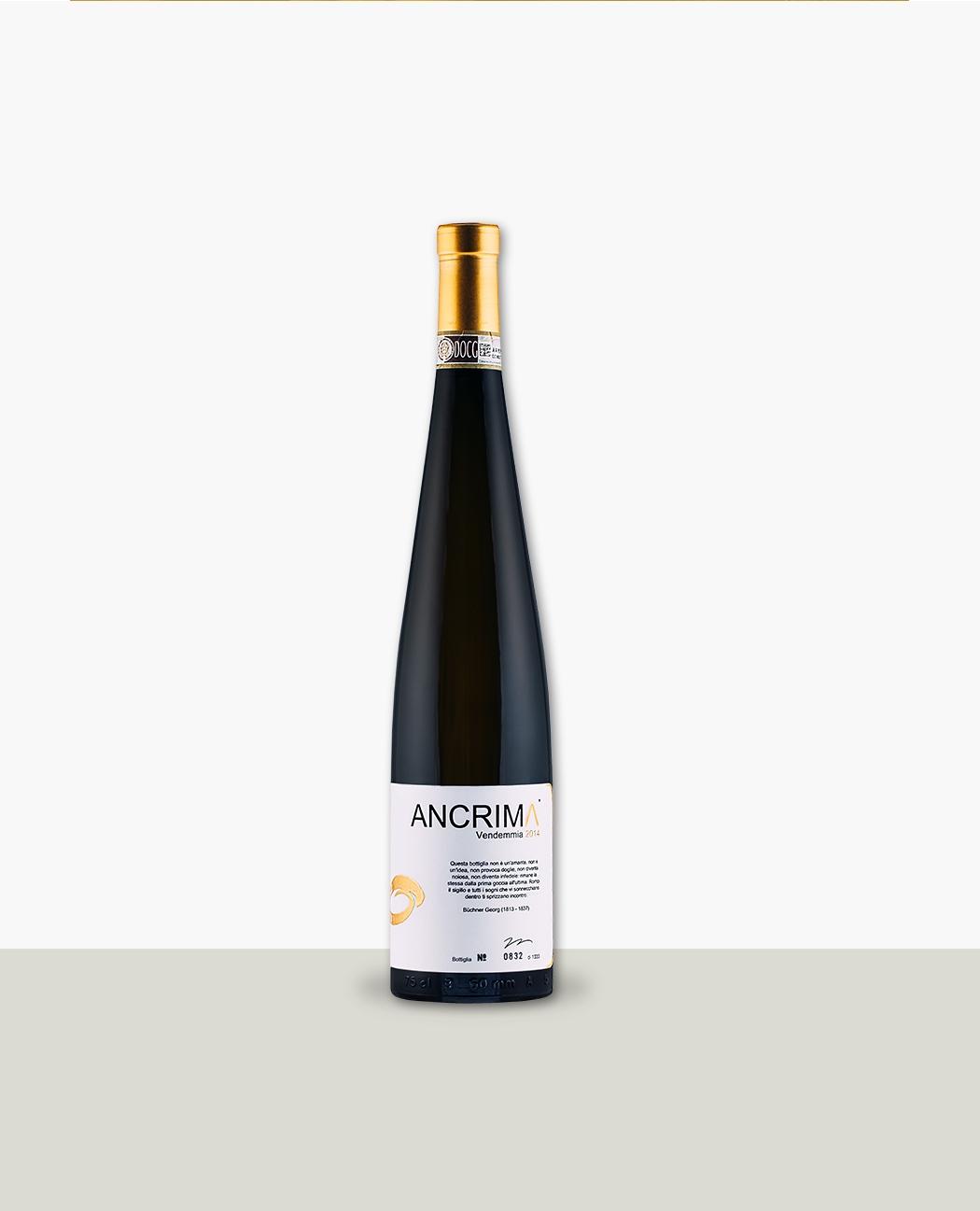Ancrima - I nostri vini - Vigneti Bonaventura