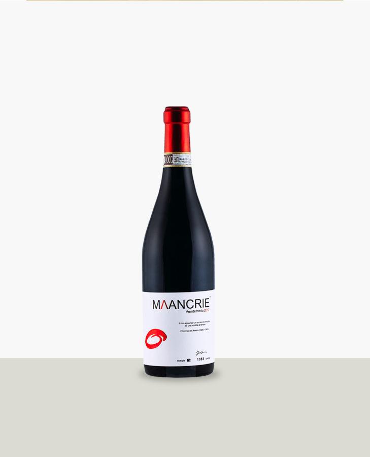 Maancrie - I nostri vini - Vigneti Bonaventura